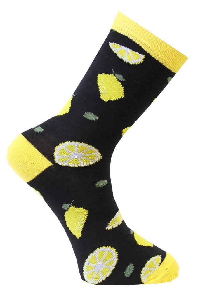 Strumpor millers citron 1-pack, 36-45